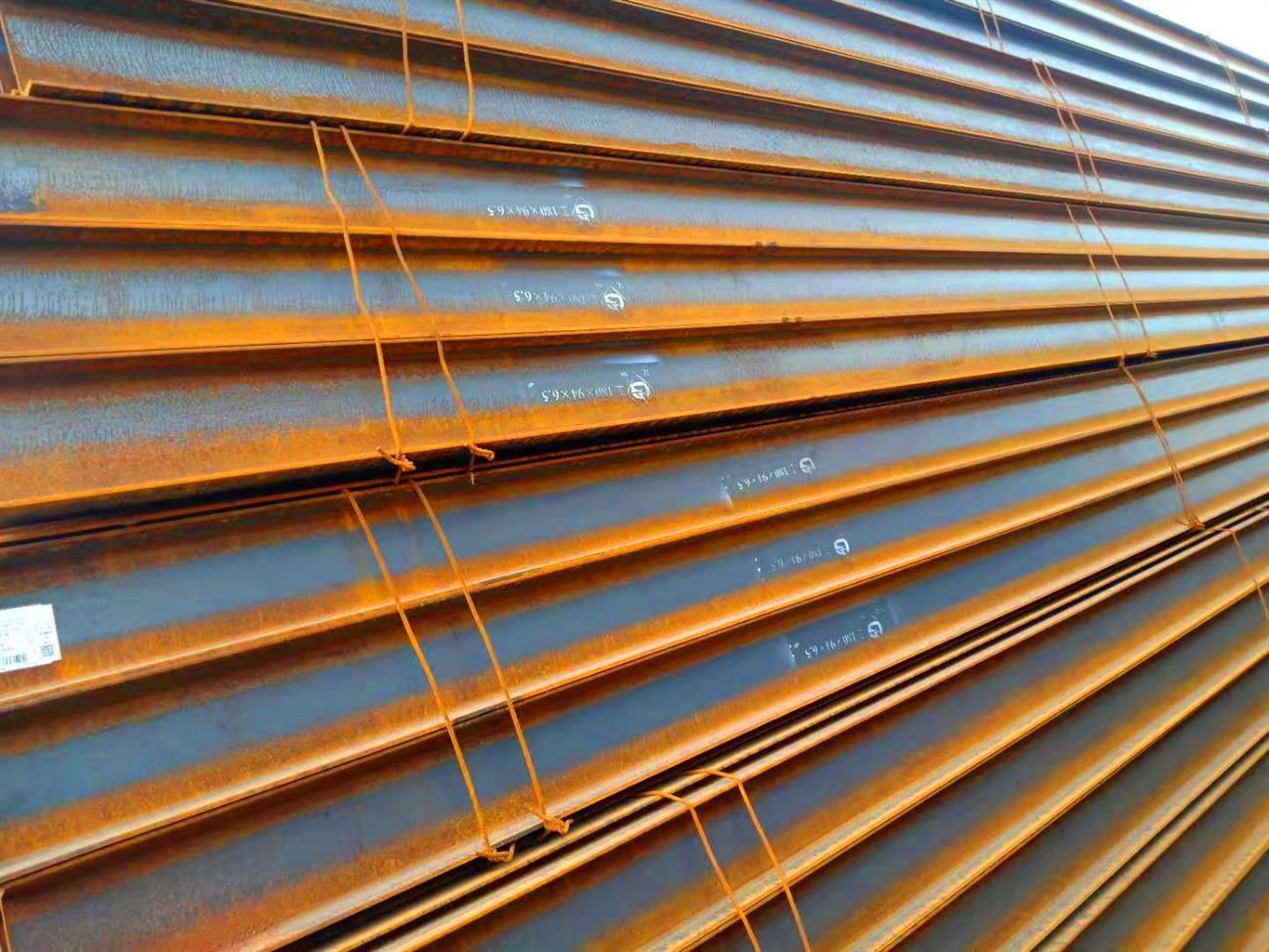 昆明Q235工字鋼供應