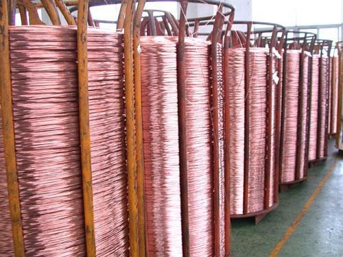 乌鲁木齐含铜量达标T2小直径紫铜线制作