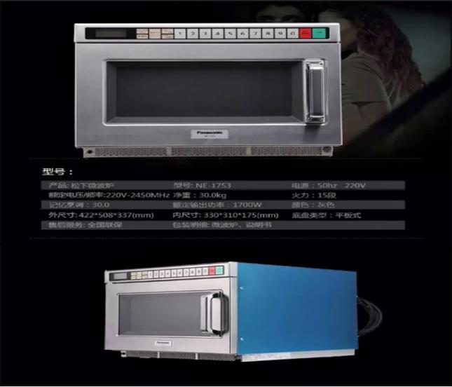 NE-1753微波爐報價