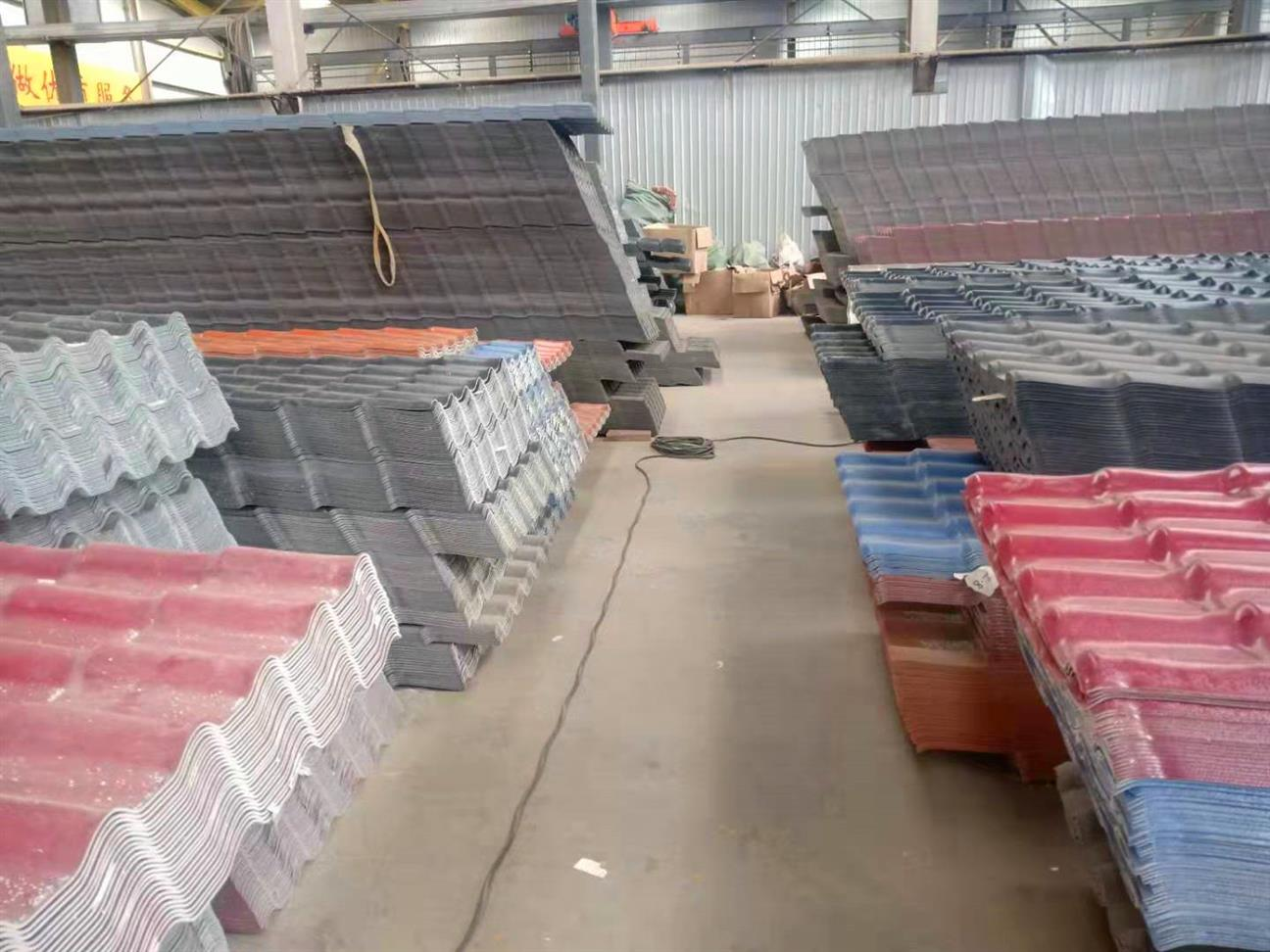 云南昆明樹脂瓦廠家 合成樹脂瓦 優質工藝