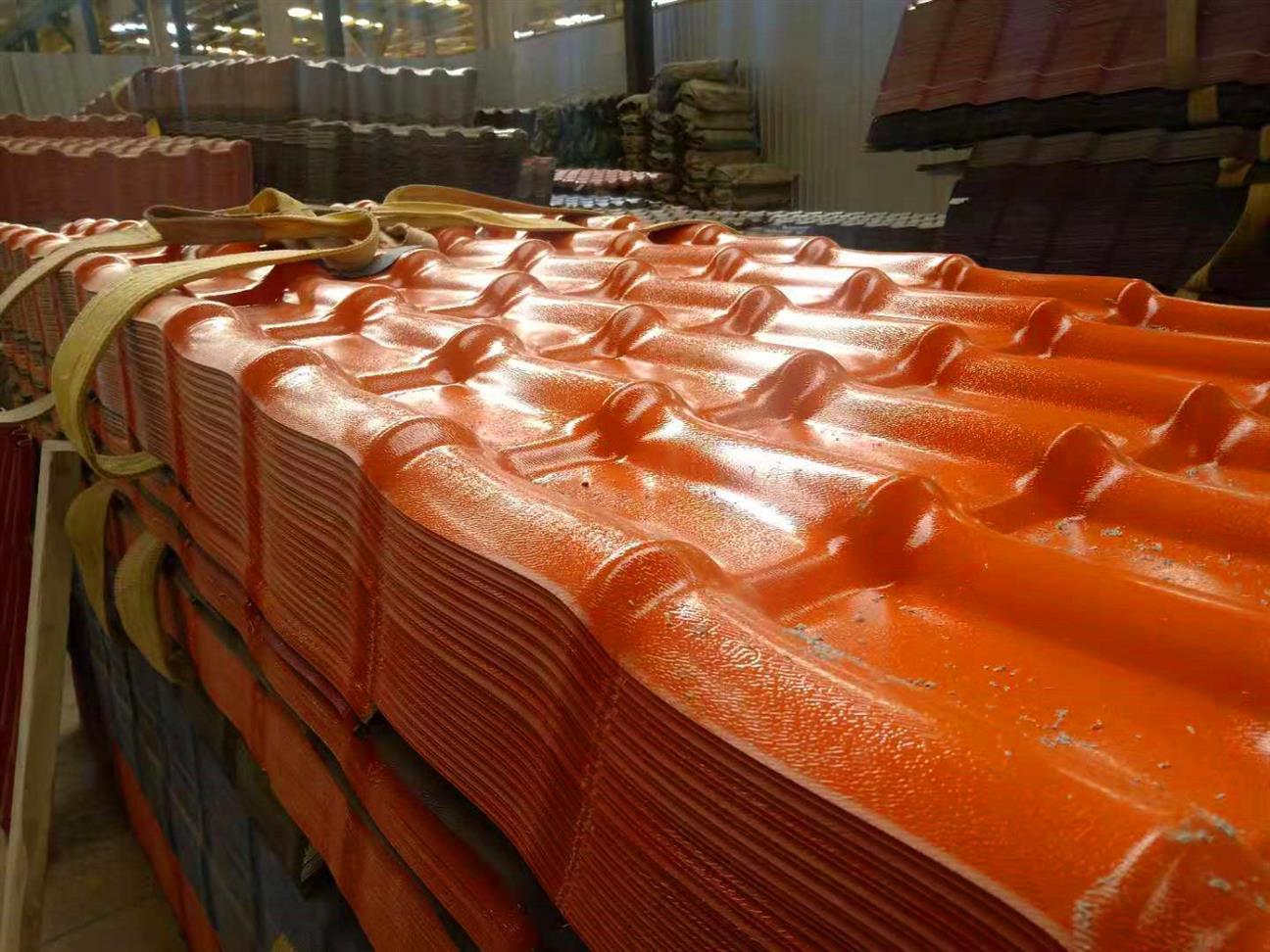 昆明樹脂瓦加工