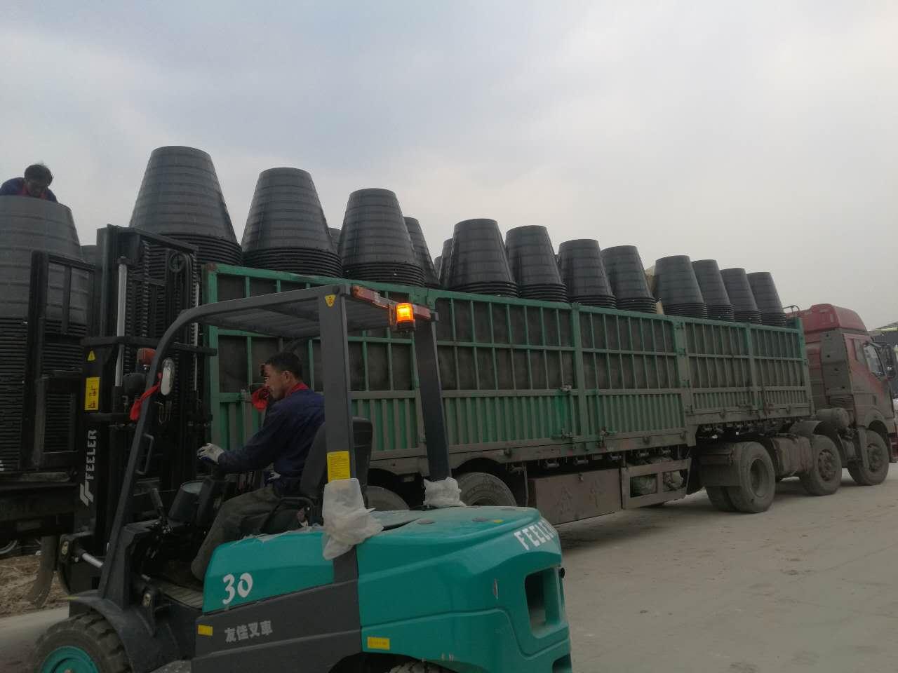 上海雙甕化糞池