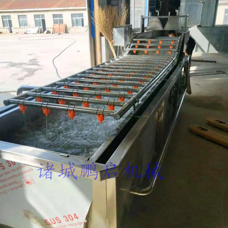 七台河豌豆气泡清洗机