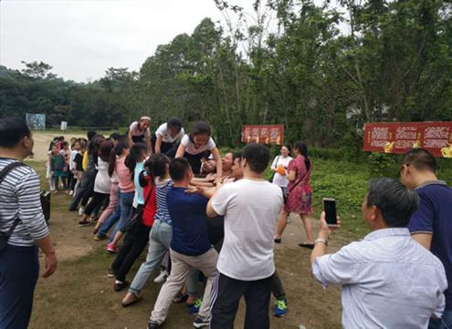 廣州戶外活動的親子游