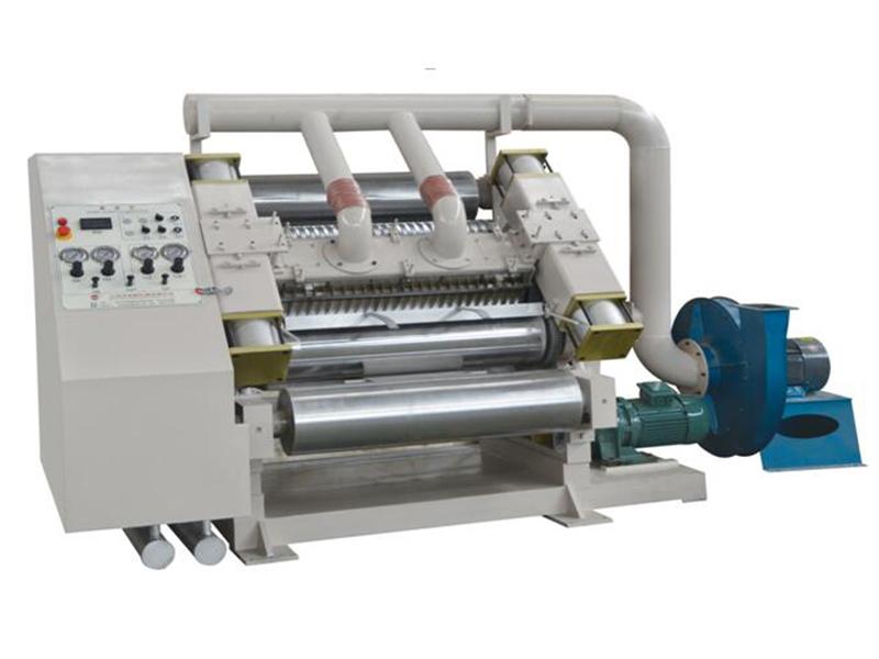 SFM30N負壓卡匣式單面瓦楞機報價 性能穩定 安全環保