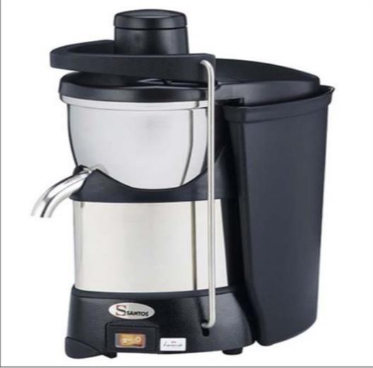 法國SANTOS 50C榨汁機自動排渣報價