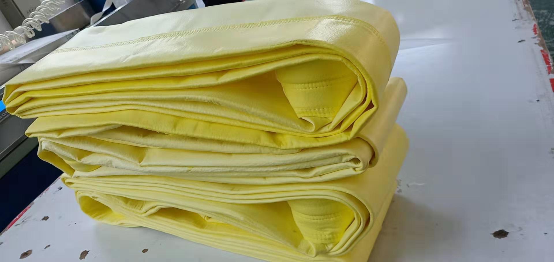 覆膜氟美斯濾袋出現磨損的處理方法