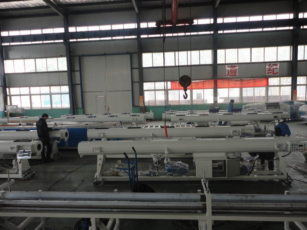 呼和浩特PPR管材生產線廠家