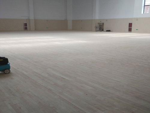馬鞍山體育木地板廠家