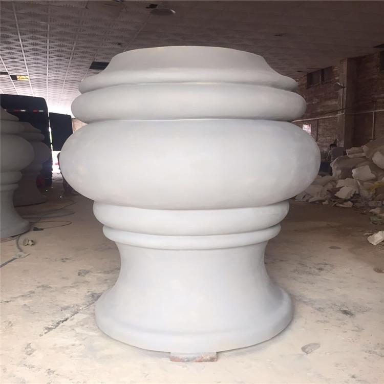 安徽玻璃鋼羅馬柱雕塑定做