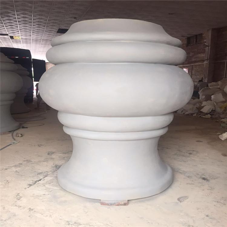 安徽玻璃钢罗马柱雕塑定制 欧式柱造型