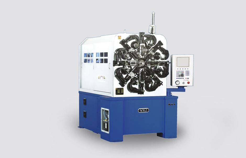恩施州彈簧機機械設備企業 細節決定成敗