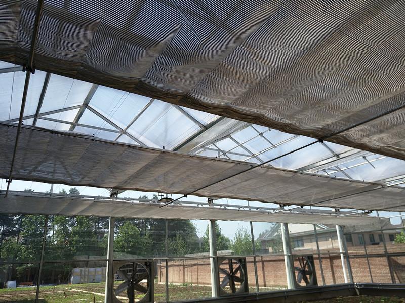 石家庄定制玻璃温室防晒网电话