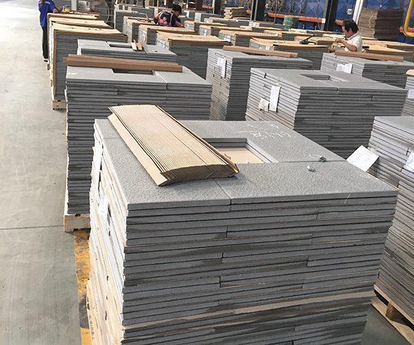 安徽廣場生態石報價 園林景觀生態石 仿石材生態磚批發