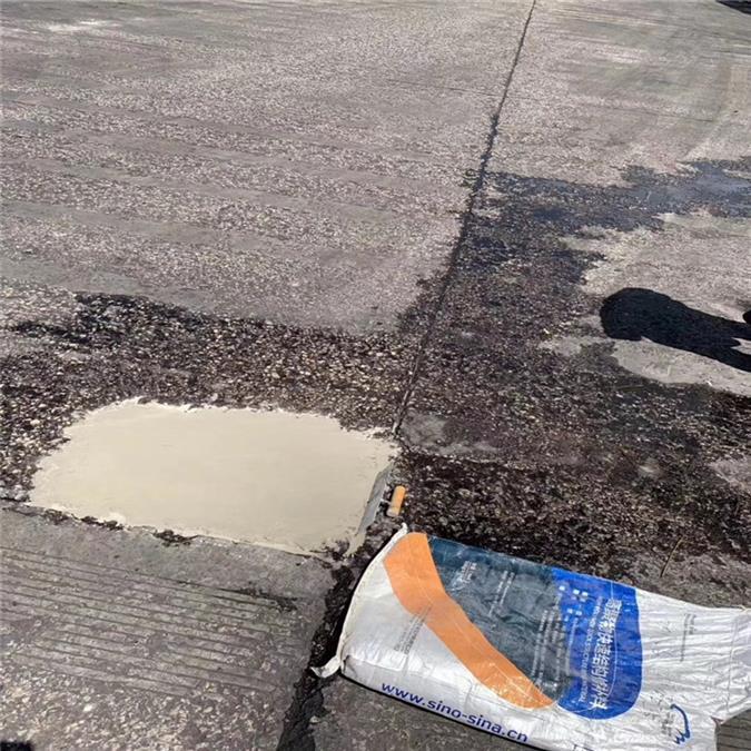 呼倫貝爾路面薄層修補料廠家直銷