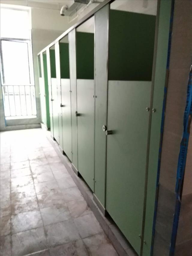 璧山公共廁所隔斷鋁材批發
