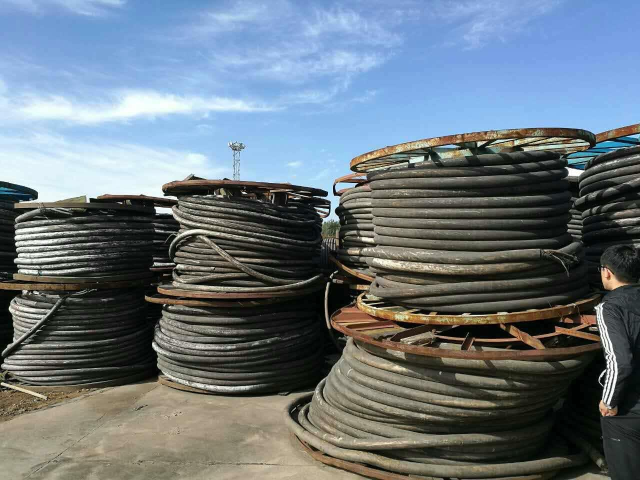克孜勒蘇柯爾克孜電線電纜回收 長期高價回收