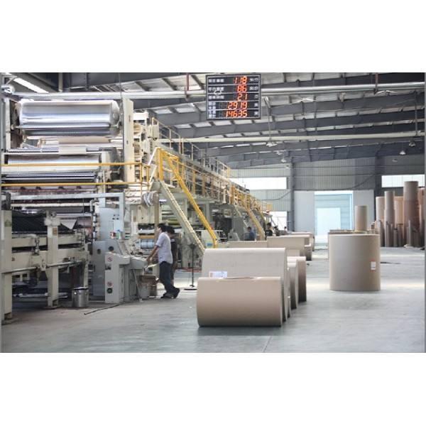 連云港瓦楞紙板生產線價格