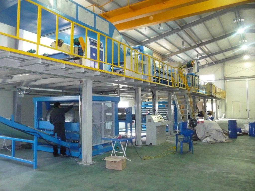 连云港四层纸板生产线费用 性能稳定 安全环保