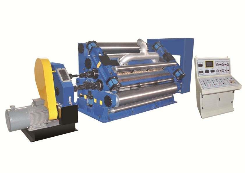連云港瓦楞紙板生產線規格