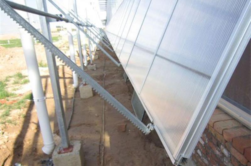 廣州全國暢銷溫室開窗齒輪齒條驅動