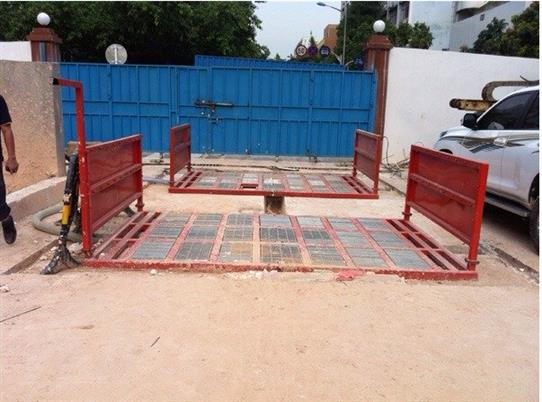 防城港全自動工程洗輪機