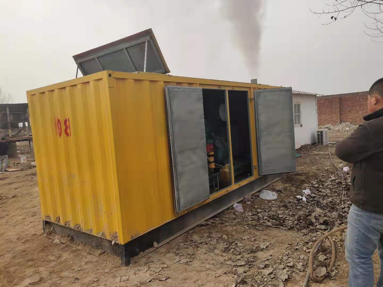 煙臺經濟技術開發區150千瓦發電機出租費用 價格優惠