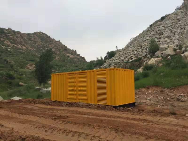 煙臺經濟技術開發區150千瓦發電機出租費用