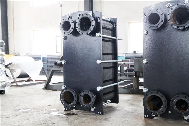 吉林板式換熱機組