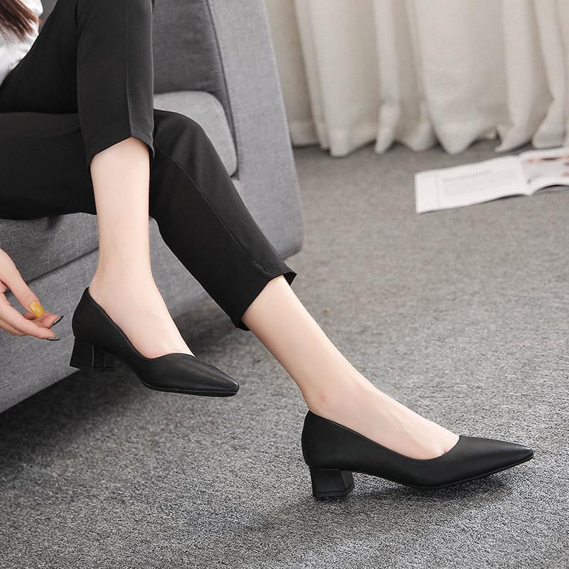 工鞋女鞋工鞋工作鞋品牌生產廠家 銀行工作鞋