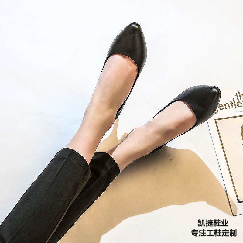 高跟鞋品牌定制女鞋直播帶貨女鞋定制廠家 女鞋定制