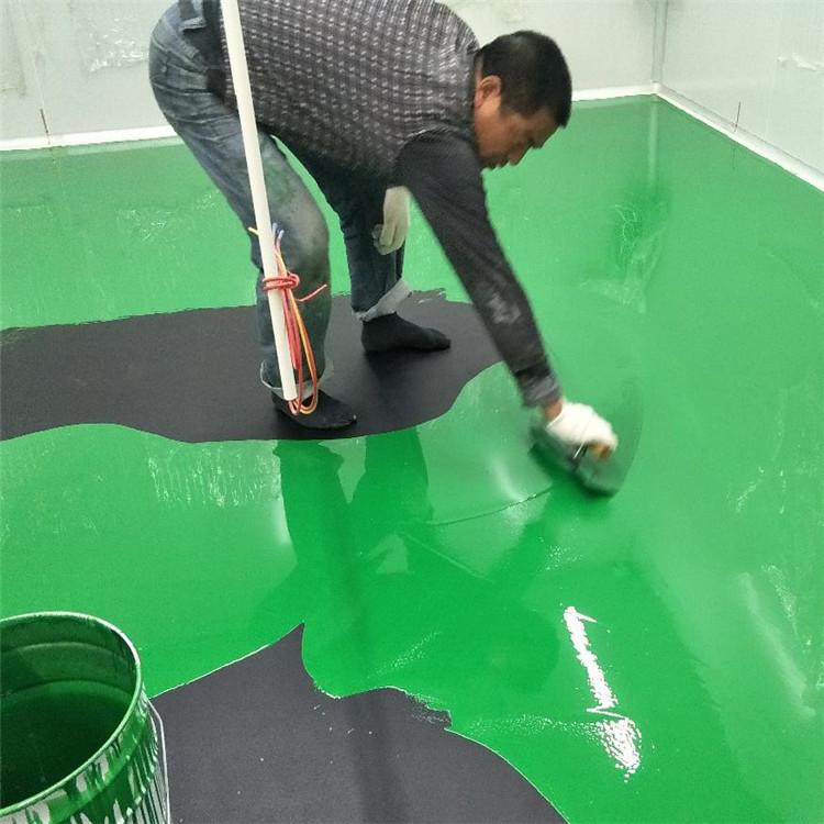 深圳觀瀾福城環氧地坪漆地板漆翻新工程公司