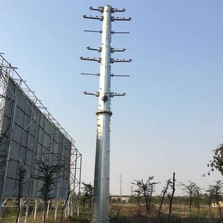 山西鋼管桿規格 10kv鋼管塔