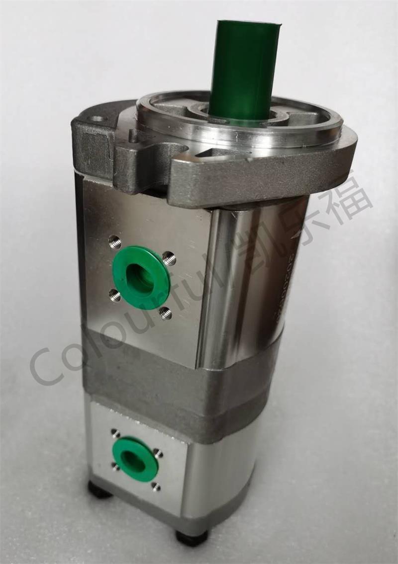 CBK1012-B4FL采煤機油泵價格 采煤機調高泵