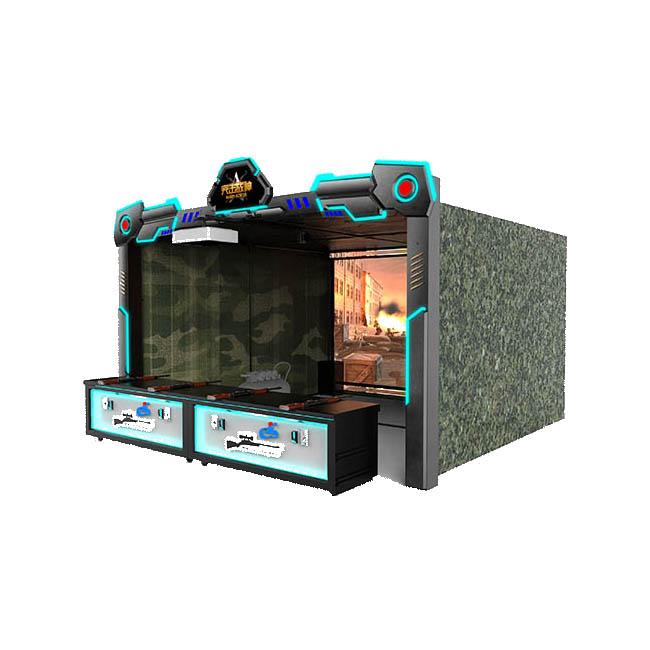淮安9D虛擬現實體驗館