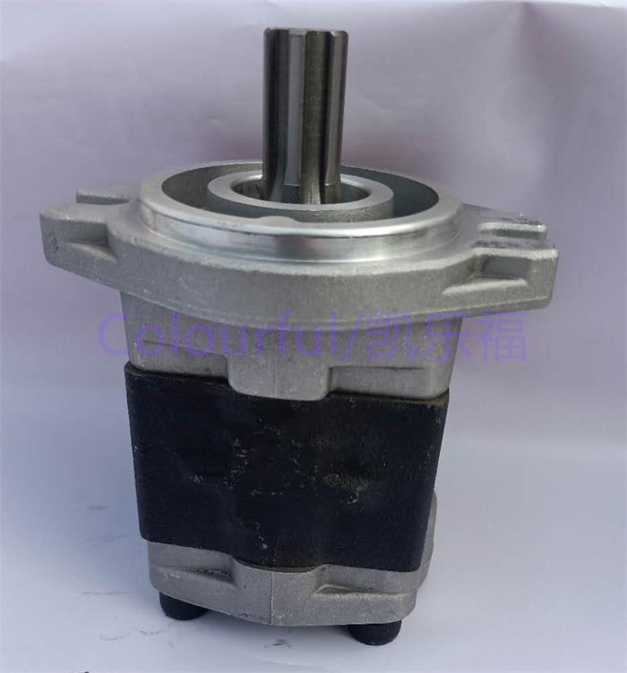 CBF-F418高壓齒輪泵 齒輪油泵 礦山機械油泵