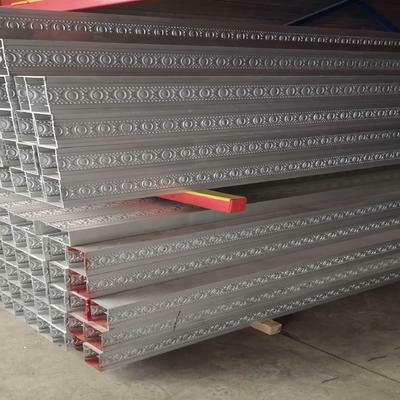 南海50*50*1.5回紋壓花鋁型材批發 需要的進來看看
