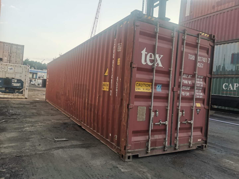 江門集裝箱貨柜廠家 12米冷藏集裝箱