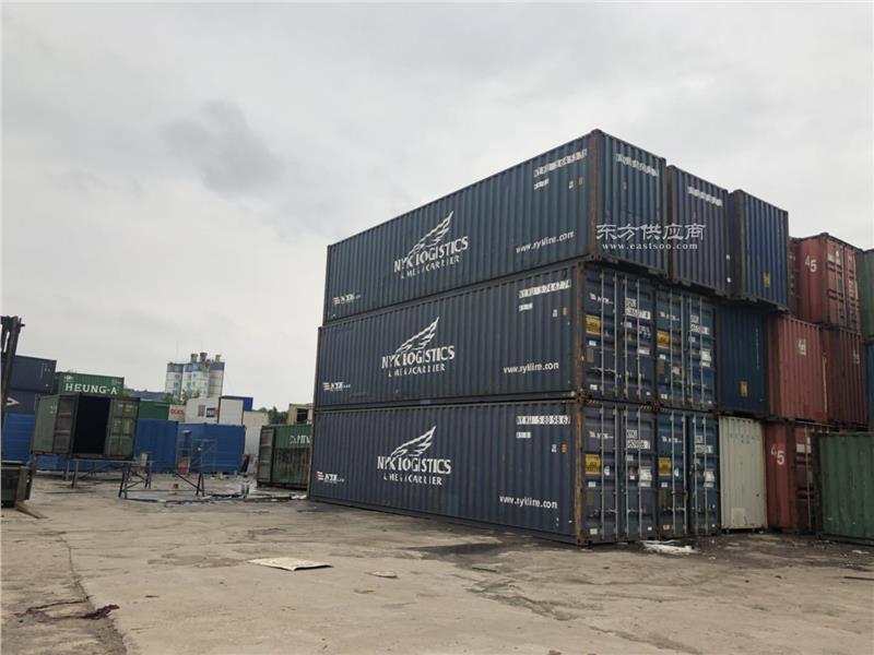 江門集裝箱貨柜廠家