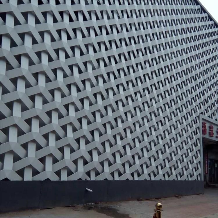濟源墻面鋁單板生產廠家
