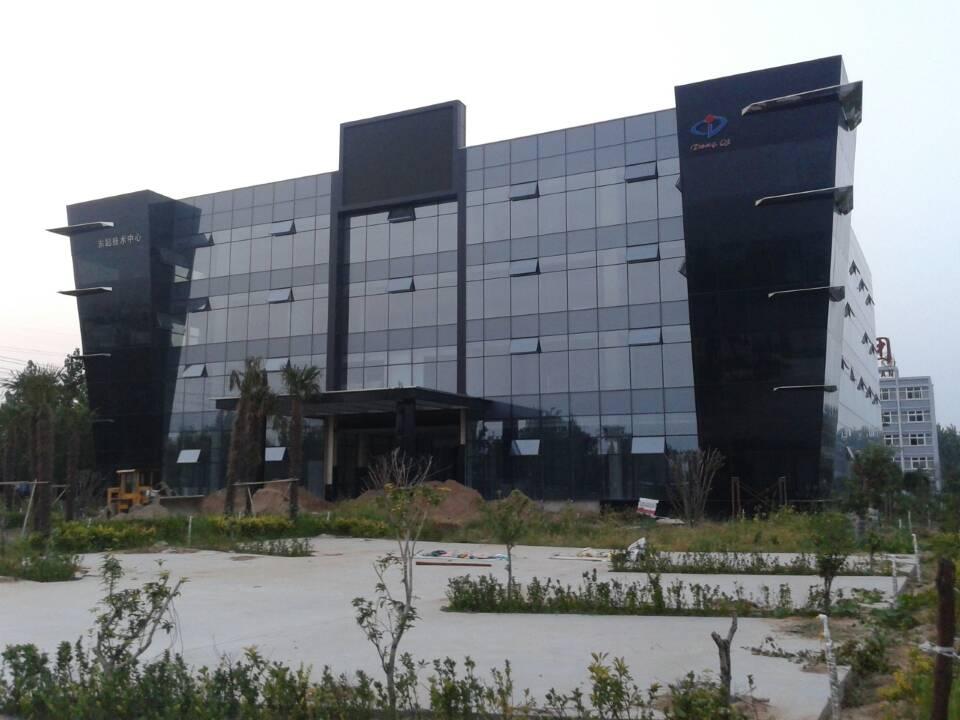 廣州全隱框玻璃幕墻工程