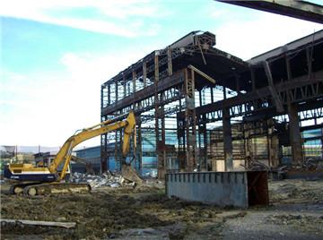 廠房拆除回收價格