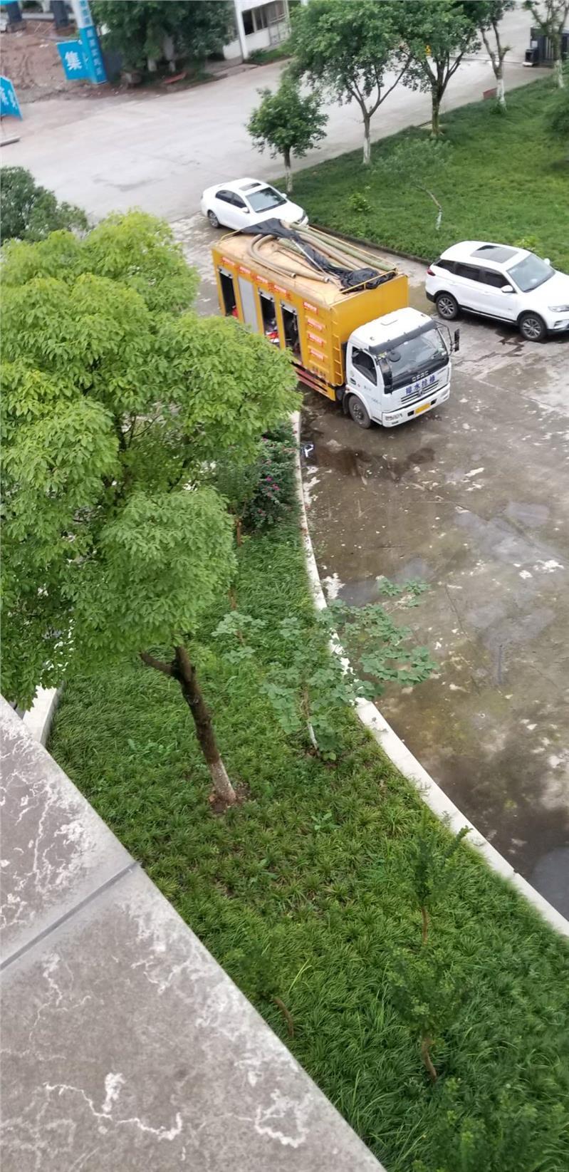 深圳大鵬市政管道清淤