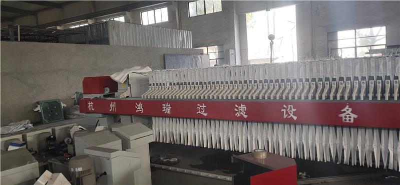 打樁隔膜壓濾機公司