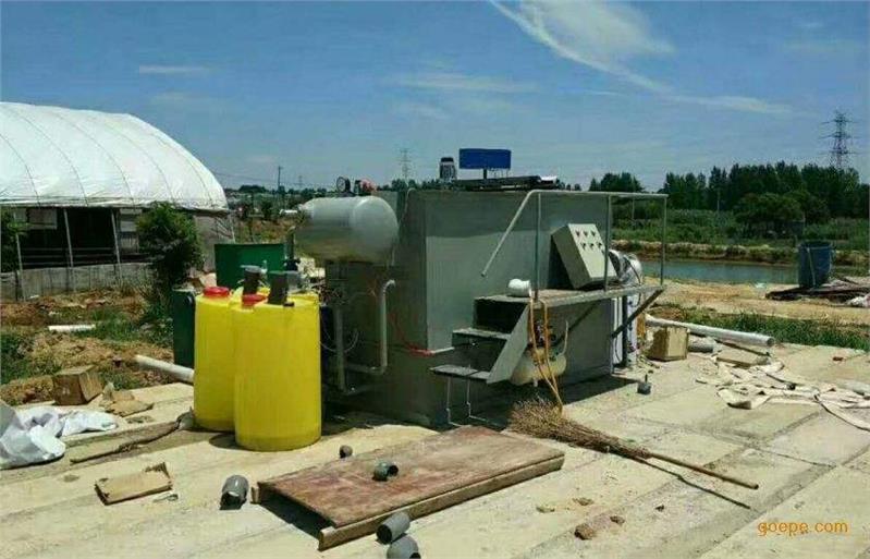 南充養殖屠宰污水處理費用