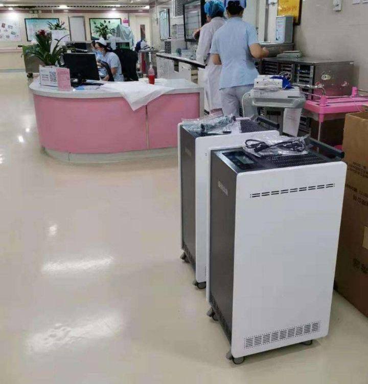 蘇州幼兒園空氣消毒器價格