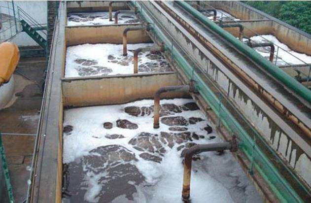 自貢重金屬廢水處理廠家