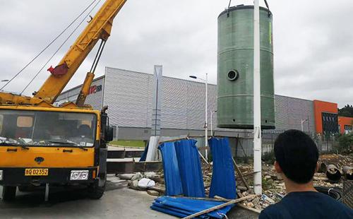 廉江市一體化泵站