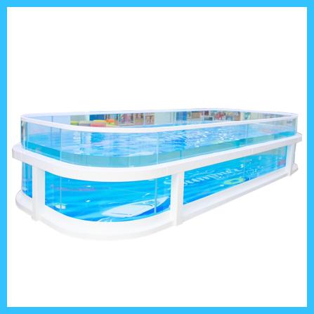 大型鋼結構游泳池批發
