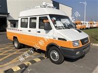 依維柯礦山救援車   NJ5055XJHJE   礦山緊急救援車